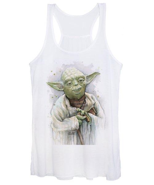 Yoda Women's Tank Top