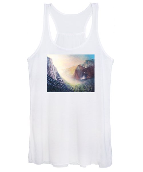 Yosemite Morning Women's Tank Top