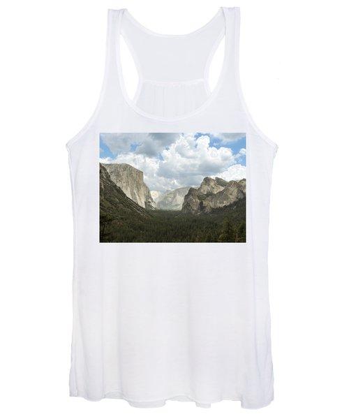 Yosemite Valley Yosemite National Park Women's Tank Top
