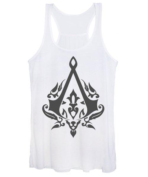 Assassins Creed Women's Tank Top