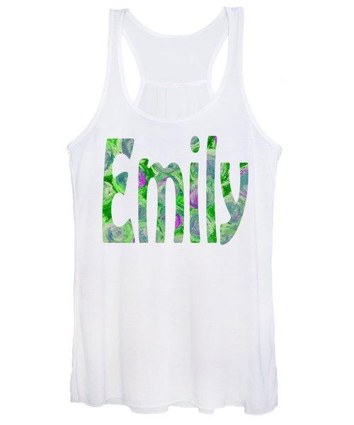 Emily Women's Tank Top
