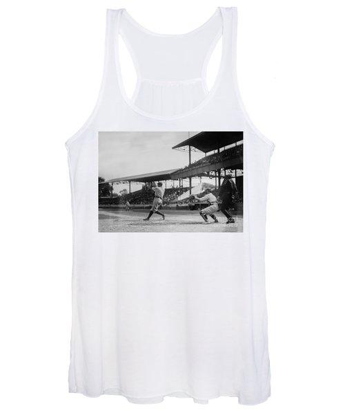 Home Run Babe Ruth Women's Tank Top