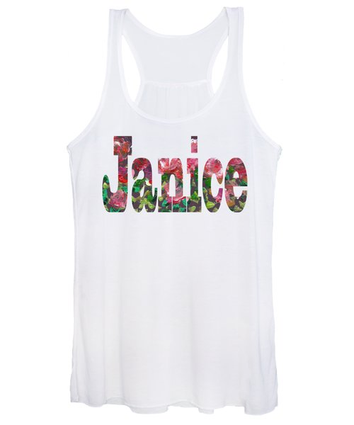 Janice Women's Tank Top