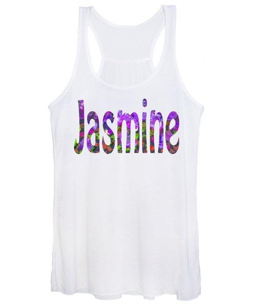 Jasmine Women's Tank Top