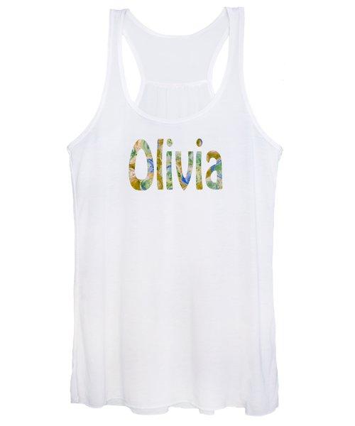 Olivia Women's Tank Top