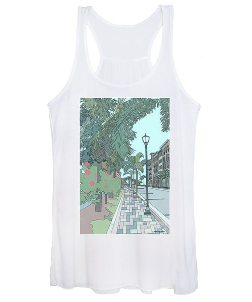 Orange Avenue Women's Tank Top