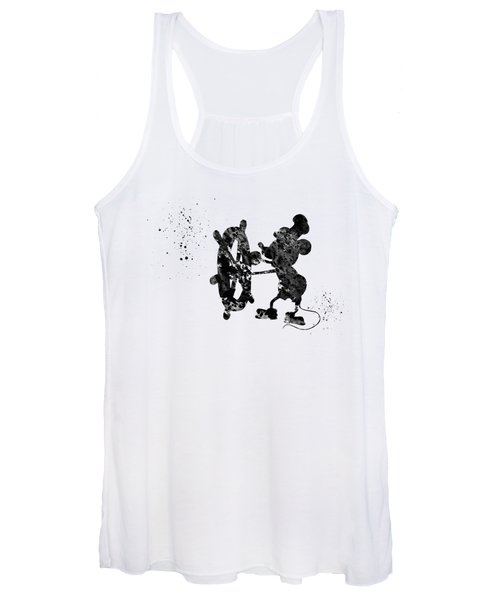 Steamboat Willie Women's Tank Top