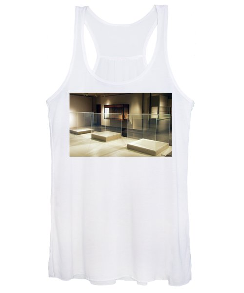 The Art Of Nothing Women's Tank Top