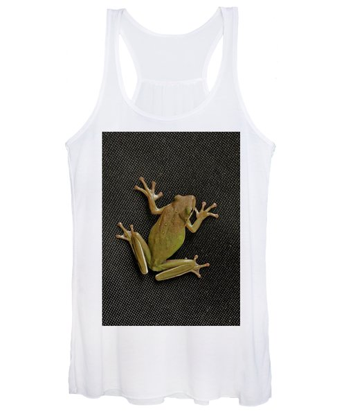 Tree Frog Women's Tank Top