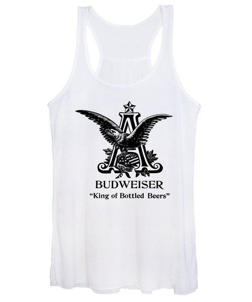 1903 Budweiser Vintage Ad - T-shirt Women's Tank Top