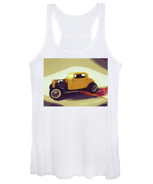 1932 Ford Coupe Women's Tank Top
