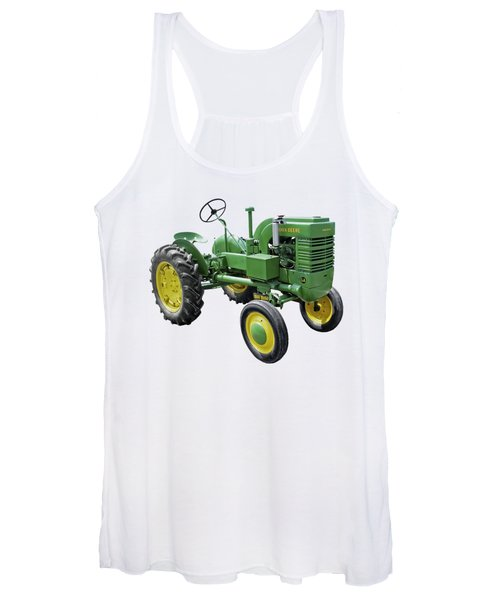1944 John Deere Farm Tractor - T-shirt Women's Tank Top