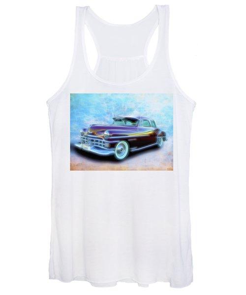 1950 Chrysler Women's Tank Top
