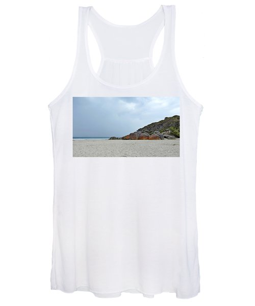 Squeaky Beach, Wilsons Promontory National Park, Australia 3 Women's Tank Top