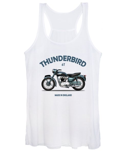 Triumph Thunderbird 1955 Women's Tank Top