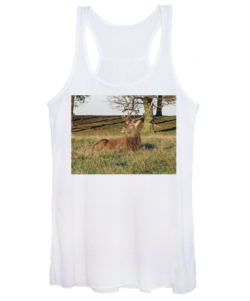 28/11/18  Tatton Park. Stag In The Park. Women's Tank Top