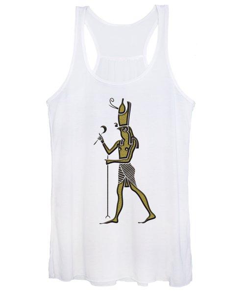 Horus - God Of Ancient Egypt Women's Tank Top