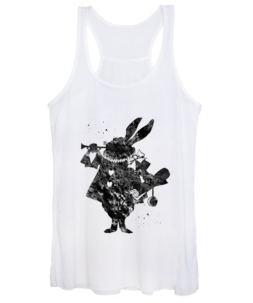 White Rabbit Women's Tank Top