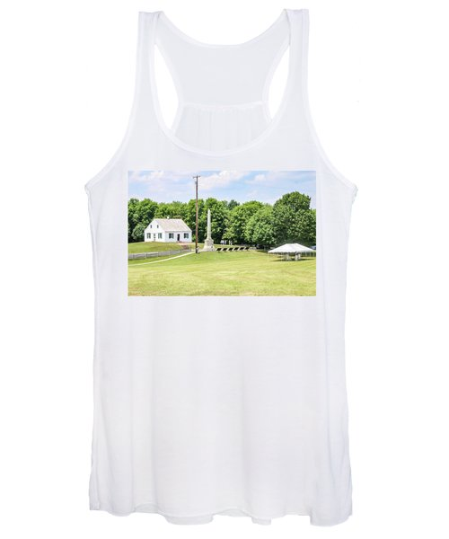 5th  7th  66th Ohio Infantry Regiments Women's Tank Top