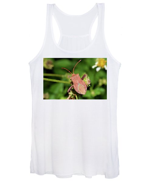 Leaf Footed Bug Women's Tank Top