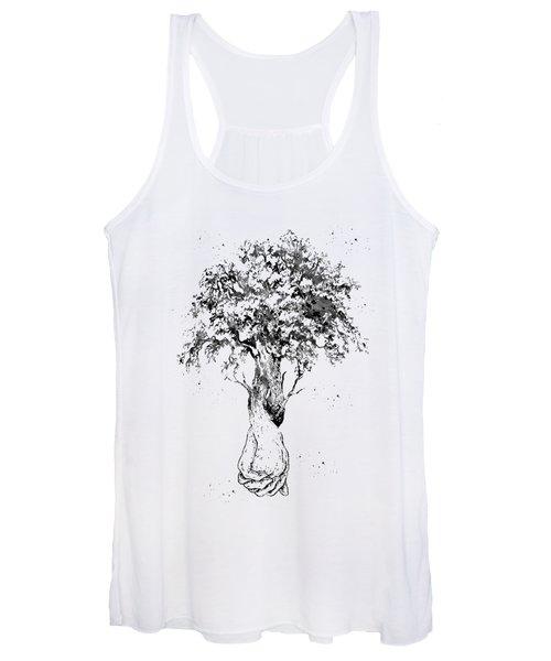 Love Tree Women's Tank Top