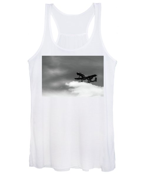 A-10 Slow Pass Women's Tank Top