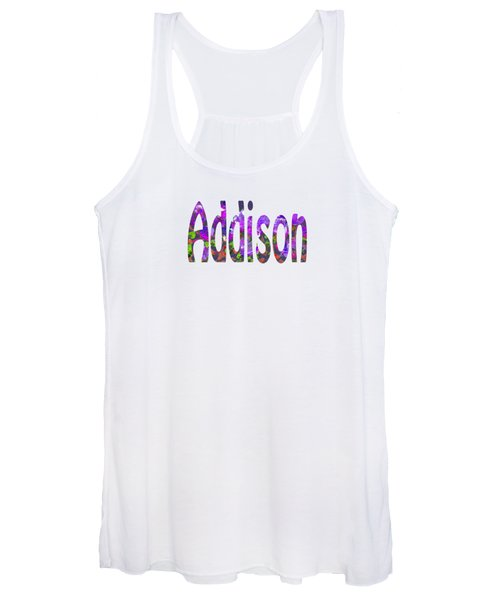 Addison Women's Tank Top