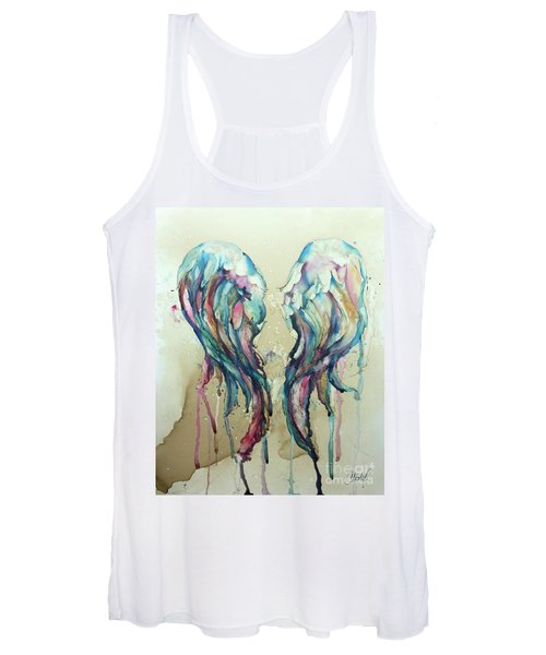 Angel Wings Women's Tank Top