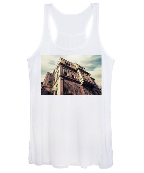 Angles Of Attrition Women's Tank Top