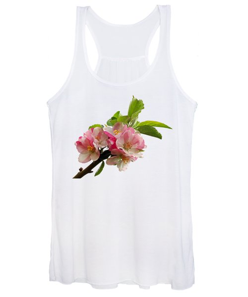 Apple Blossom Women's Tank Top