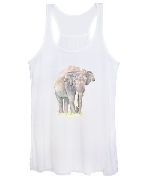 In Charge Women's Tank Top