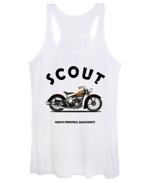 The Scout 1938 Women's Tank Top