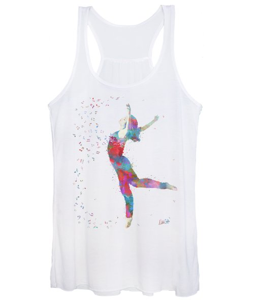 Beloved Deanna Radiating Love Women's Tank Top