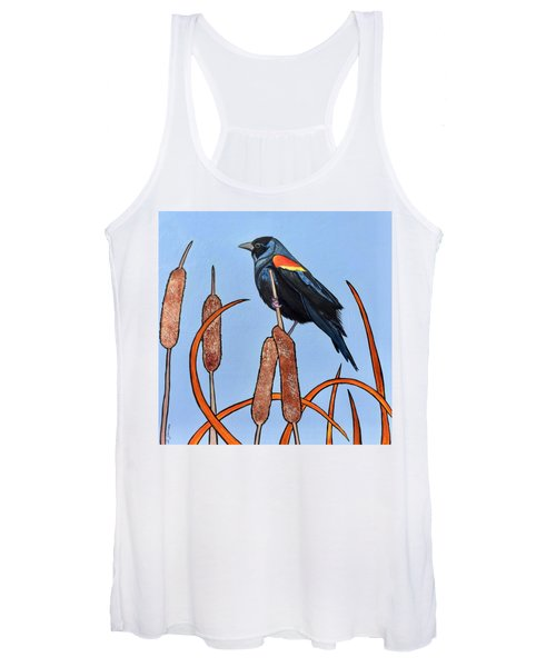At The Pond Women's Tank Top