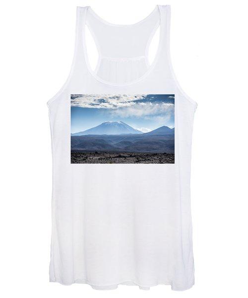 Atacama Volcano Women's Tank Top