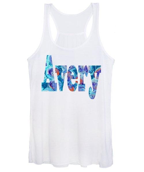 Avery Women's Tank Top