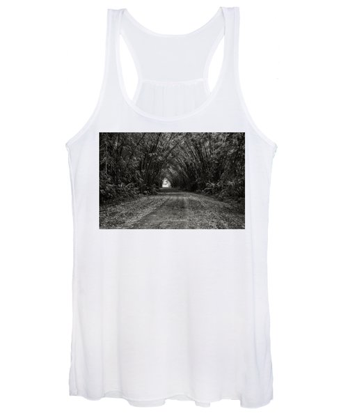 Bamboo Cathedral I Women's Tank Top