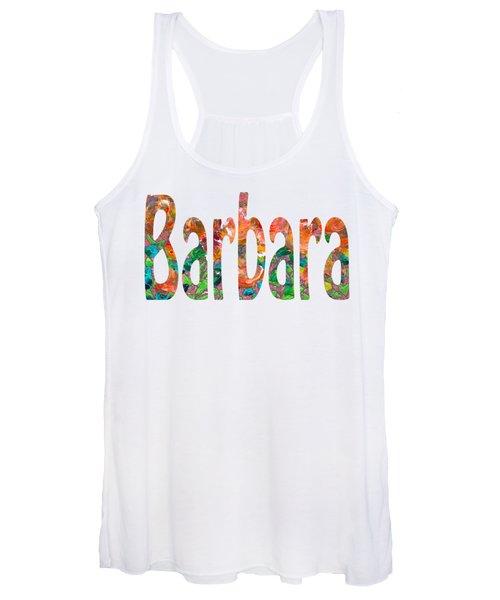 Barbara Women's Tank Top