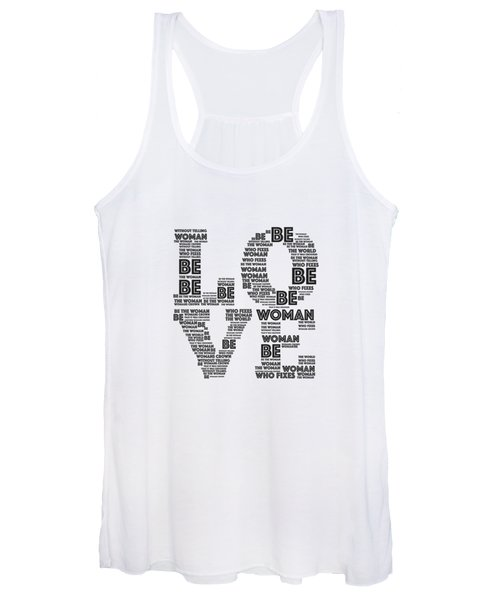 Be Women's Tank Top