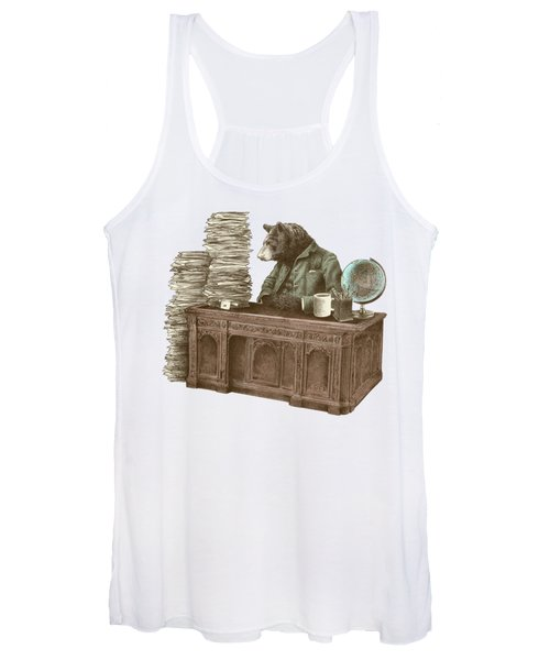 Bearocrat Women's Tank Top