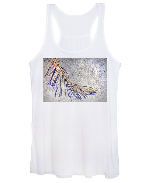 Beautiful  Frond  Shadows Women's Tank Top