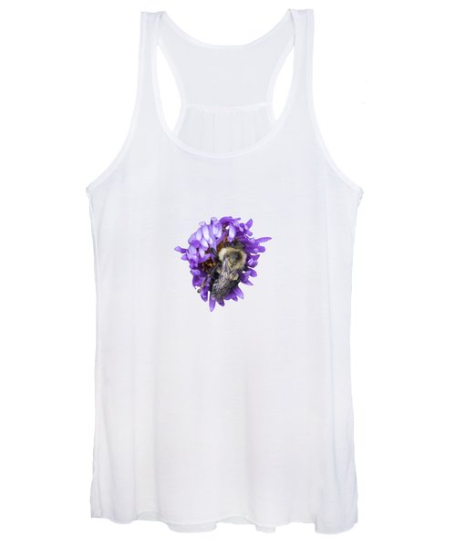 Bee 2018-1 Isolated Women's Tank Top