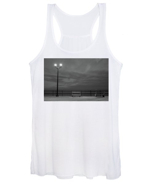 Before Dawn On The Boards Women's Tank Top