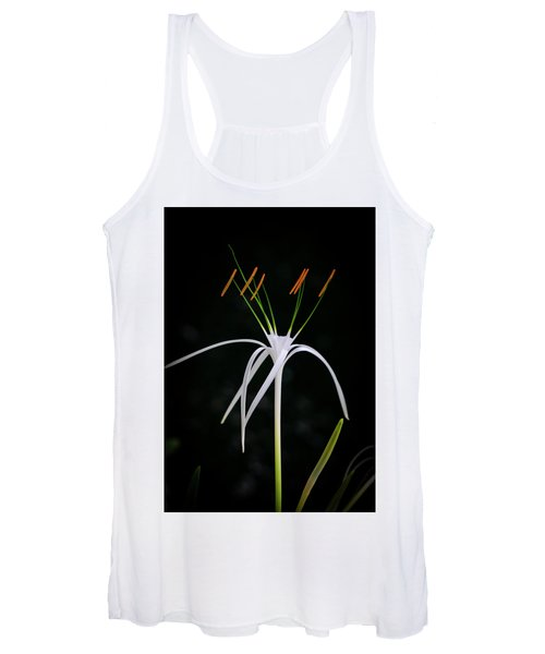 Blooming Poetry 3 Women's Tank Top