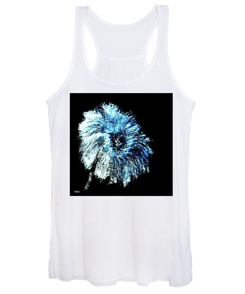 Blue Mum Study Women's Tank Top