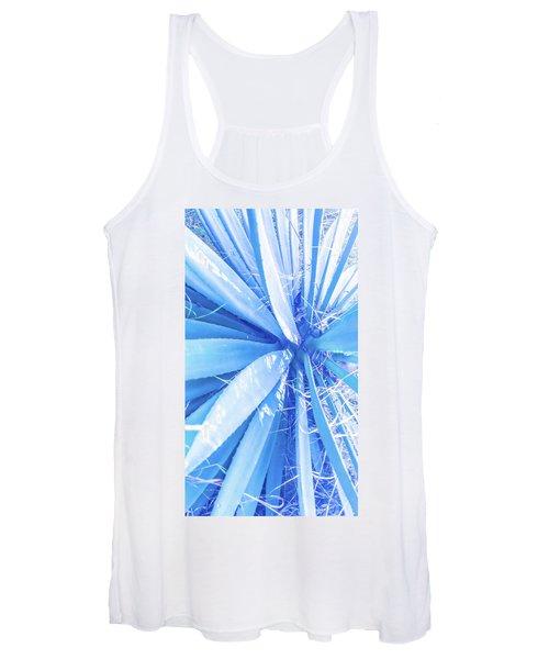 Blue Rays Women's Tank Top