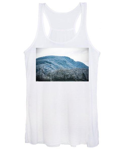 Blue Ridge Mountain Top Women's Tank Top