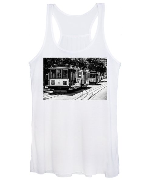 Cable Cars Women's Tank Top
