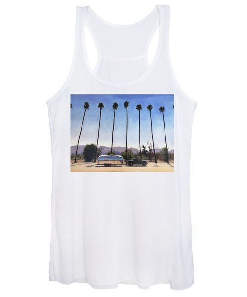 California Honeymoon Women's Tank Top