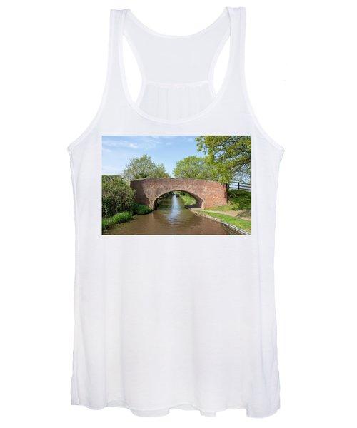 Canal Bridge 56 Women's Tank Top